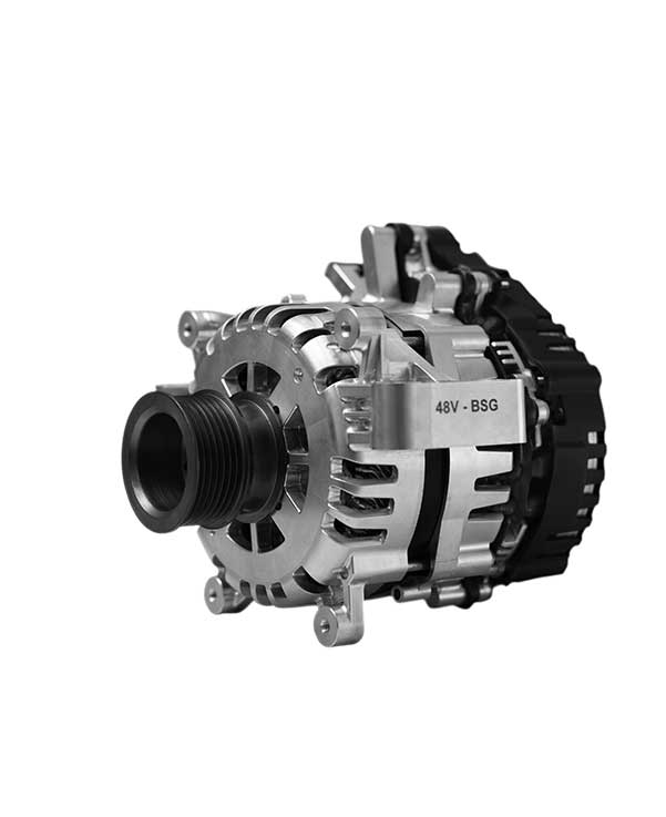 Belt Starter Generator (BSG) – P0