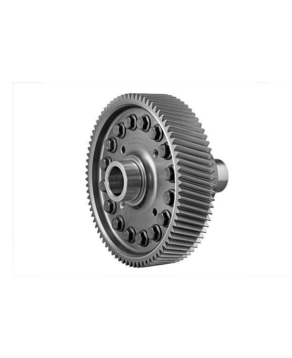 Preloaded Differential Assembly